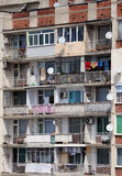 Apartment House in Bulgaria Stock Photos
