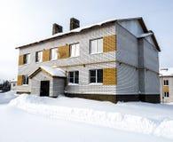 apartment house new Στοκ Φωτογραφίες