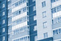 apartment house new Στοκ Φωτογραφία