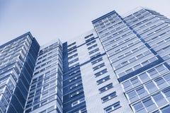 apartment house new Στοκ φωτογραφία με δικαίωμα ελεύθερης χρήσης