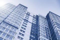 apartment house new Στοκ Εικόνα