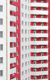 Apartment house Royalty Free Stock Photography