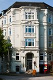 Apartment houses Royalty Free Stock Photos