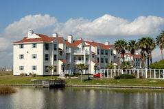 Apartment houses Royalty Free Stock Photography