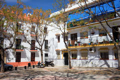 Apartment Houses in Marbella Stock Photo