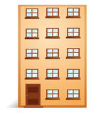 An apartment royalty free illustration