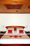 Apartment interior in the luxury villa Royalty Free Stock Photo