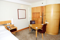 Apartment in the luxury hotel Stock Images