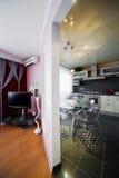 apartment modern Στοκ εικόνες με δικαίωμα ελεύθερης χρήσης