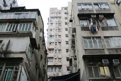 Apartment at sham Shui Po Stock Images