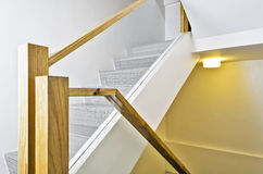 Apartment Stairs Stock Images