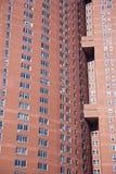 Apartment Tower Facade Stock Photos