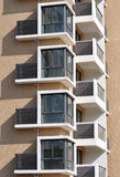 Apartment window Royalty Free Stock Photos