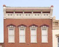 Apartment Windows Royalty Free Stock Image