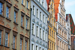 Apartment in Wroclaw, Poland Stock Image