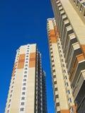 Apartmenthäuser Lizenzfreies Stockfoto