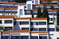 Apartments Stock Photography