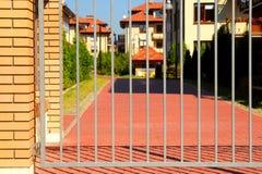 Apartments Royalty Free Stock Photo