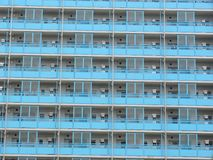 Apartments. Apartment house in Japan royalty free stock photo