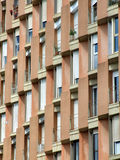 Apartments in Barcelona Royalty Free Stock Photo