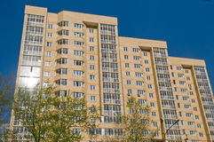 Apartments building Stock Image