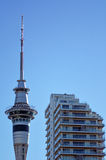 Apartments building in Auckland  - New Zealand Royalty Free Stock Photography