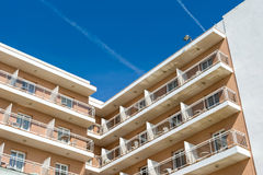 Apartments building Royalty Free Stock Photography