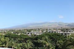 Apartments and Condos of Maui, HI Royalty Free Stock Photography