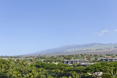 Apartments and Condos of Maui, HI Stock Photo