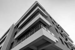 apartments details new residential Στοκ εικόνες με δικαίωμα ελεύθερης χρήσης
