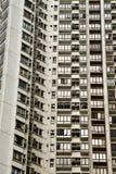 Apartments in Hong Kong Royalty Free Stock Image