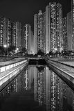 Apartments of Hong Kong Royalty Free Stock Photos
