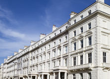 Apartments in Knightsbridge and Chelsea Stock Photography