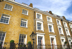 Apartments in Knightsbridge and Chelsea Stock Images