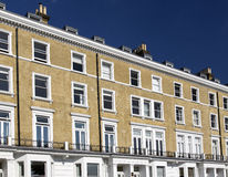 Apartments in Knightsbridge and Chelsea Stock Image