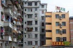 Apartments at Kunming city, China Royalty Free Stock Image