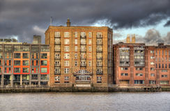 Apartments in London, UK Stock Photography