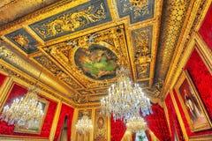 Apartments of Napoleon III. Royalty Free Stock Photography