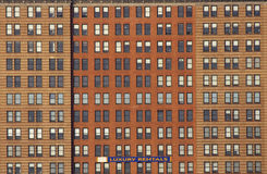 Apartments for rent,. Manhattan, New York, America, USA Royalty Free Stock Images