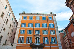Apartments in Rome Royalty Free Stock Photography