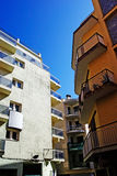 Apartments in Spain. Stock Photos