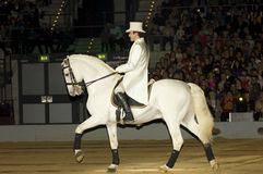 Apassionata horse show Stock Photos