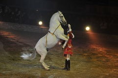 Apassionata - Horse Show Royalty Free Stock Photography