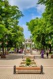 Apatin, Vojvodina, Servië Royalty-vrije Stock Fotografie