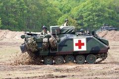 apc γιατρός στρατιωτικός Στοκ Εικόνα