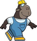 Ape Builder Stock Photography