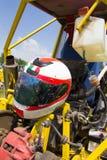 Ape car racing Royalty Free Stock Photo