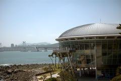 APEC Building, Busan, Korean Republic Royalty Free Stock Photo