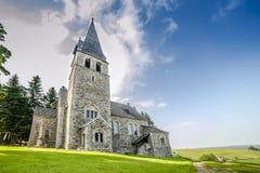Apedreje a igreja Foto de Stock