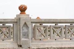 Apedreje a ponte Imagens de Stock Royalty Free